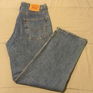 Vintage Levi's 569 Loose Straight Fit Made In USA